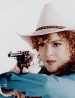 Bernadette from 'Annie Get Your Gun'. She received a Tony award for the performance.