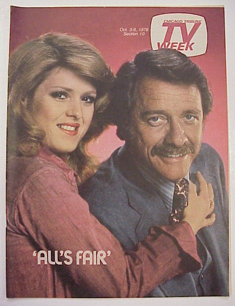 All's Fair TV Guide Cover, Width: 470, Height: 612, Size: 58KB